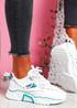 Jona White Chunky Sneakers