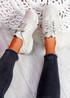 Yutty Beige Sport Sneakers