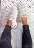 Tony Beige Sport Sneakers