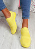 Napy Yellow Sport Trainers