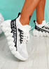 Manna White Chunky Sneakers