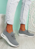 Gotte Grey Sport Trainers