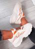 Fern Beige Chunky Sneakers