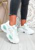 Fern Green Chunky Sneakers