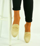 Khaki Flat Slippers Sandals