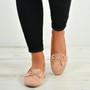 Kelsie Pink Slip On Ballerina