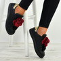 Payten Black Rose Trainers