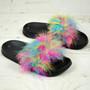 Anina Black Flip Flops