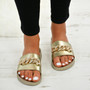 Kama Gold Sliders