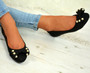 Joselyn Black Pearl Ballerina