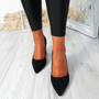 Ryam Black Court Pumps