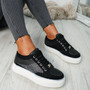 Jina Black Snake Trainers