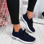 Gummy Navy Sport Sneakers
