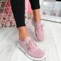 Gummy Pink Sport Sneakers