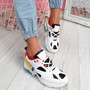 Wenny Black Chunky Sneakers