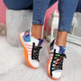 Ovo White Sock Sneakers