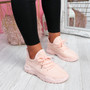 Rilla Pink Chunky Trainers