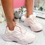 Juzy Pink Sport Chunky Trainers