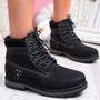 Kepy Black Ankle Boots