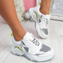 Grinna Grey Chunky Sneakers