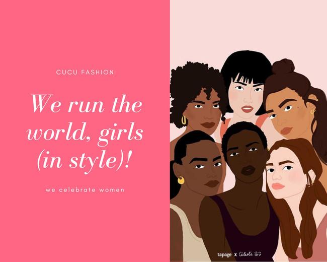 We run the world, girls (in style)!