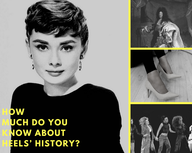 How much do you know about heels' history?