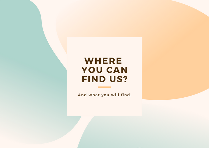 Where you can find us?