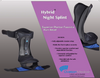 Night Splint for Plantar Fasciitis Small/Medium