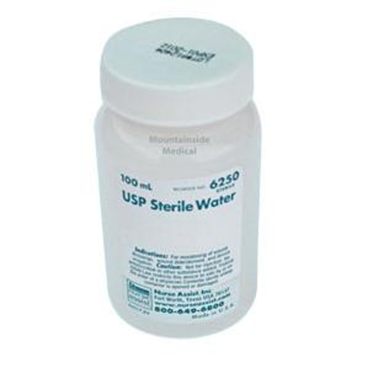 Sterile Water For Irrigation with Screw Top Container 100mL