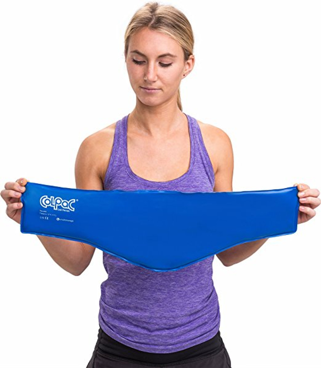ColPac Reusable Gel Ice Pack Neck Size 23""