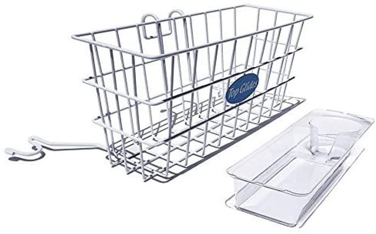 Basket fits Two-Button Walkers