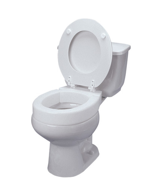Elevated Toilet Seat Standard Hinged