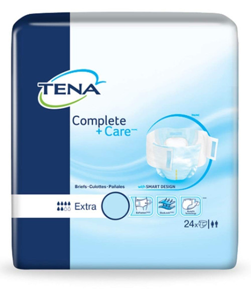 TENA Complete +Care™ Brief