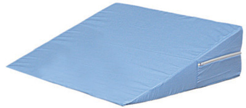 Bed Wedge, Blue Cover