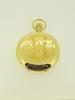 Antique 18ct gold Demi-Hunter pocket watch