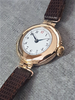 Vintage 9ct gold Swiss Made Trench Watch c.1910