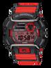 Casio G-Shock Red Digital GD-400-4D