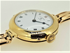 Antique Rotherhams 18ct gold wrist watch c.1911
