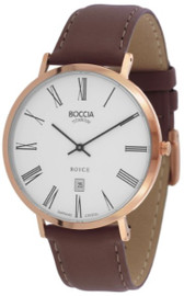 Boccia Royce Titanium large size watch 3589-06