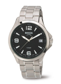 Boccia Men's Titanium Watch 3591-02