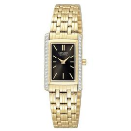 Citizen Swarovski Crystal Set Woman's Watch EK1122-50E