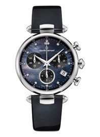Claude Bernard Dress Code Ladies Chronograph 10215 3 NANDN