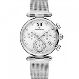 Claude Bernard Ladies Quartz Chronograph 10216 3 APN1