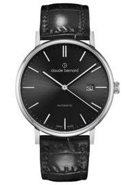 Claude Bernard Slim Line Automatic with date 80102 3 NIN