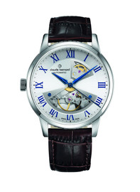 Claude Bernard Automatic Men's Watch Left Winder 85017 3 ARBUN