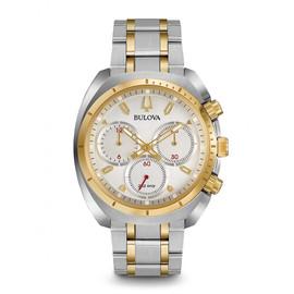 Bulova Curv Men's Chronograph Watch 98A157