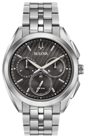 Bulova Curv Men's Chronograph Watch 96A186