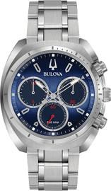 Bulova Curv Men's Chronograph watch 96A185