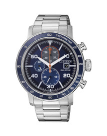 Citizen Men's Eco-Drive Chronograph Collection CA0640-86L