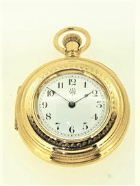 Vintage Waltham Riverside Pocket watch c.1881
